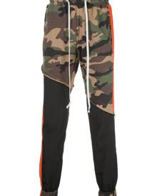 God's Masterful Children - Terry track pants - men - Cotton/Polyester - XS, S, M, XL - Green