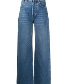 Boyish Jeans denim wide leg jeans - Blue