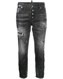 Dsquared2 Cool Girl cropped jeans - Black