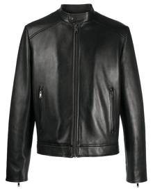 Prada padded biker jacket - Black