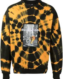 Haculla tie-dye print sweatshirt - Orange