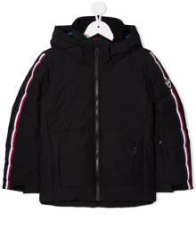Rossignol Kids hooded zipped jacket - Black