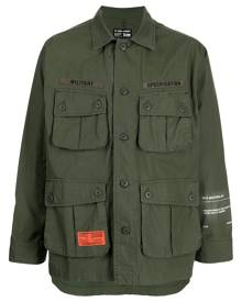 izzue Military Specification shirt - Green