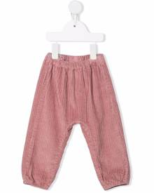 Knot Annalee corduroy elasticated trousers - Pink