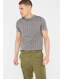 ISAWITFIRST.com Khaki Men's Cargo Shorts - XS / GREEN