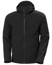 Helly Hansen Mens Paramount Hooded Softshell Outdoor Jacket
