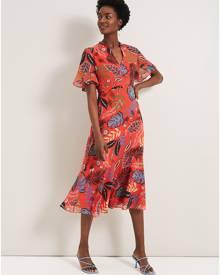 Damsel in a Dress Women Lara Tropical Floral Dress