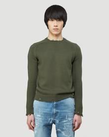 Saint Laurent male Green 100% Cotton. Dry clean.