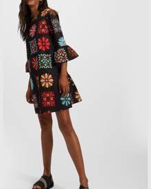 La DoubleJ Holiday At Home Wardrobe gend - 24/7 Dress Vetrata Grande XS 97% Cotton 3% Elastane
