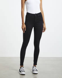 Insight - Sami Super High Rise Jean Jet Black