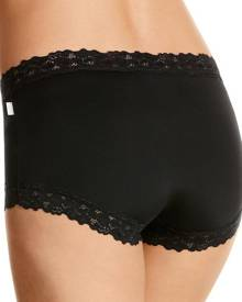 Jockey Parisienne Classic Full Brief - Black, Size 10