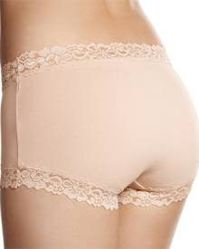 Jockey Parisienne Cotton Full Brief - Dusk, Size 10