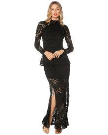 Keepsake The Label - Star Crossed Lace Gown