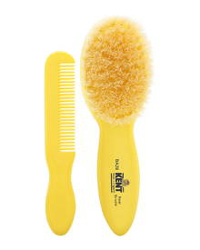 Kent Bristle Baby Brush Set