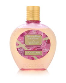 L'Occitane Delices Des Fleurs Rose & Violette Shower Jelly