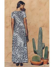 Matea Designs A SHOOTING STAR Pint Maxi Dress