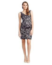 Matthew Eager - Lace Sheath Dress