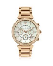 Michael Kors Designer Women's Watches, Glitz-Top Chronograph Watch