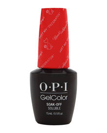 OPI GelColor Breakfast at Tiffany's Collection