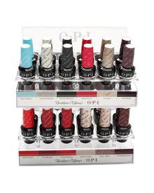 OPI GelColor Breakfast at Tiffany's Collection 24 Piece Display