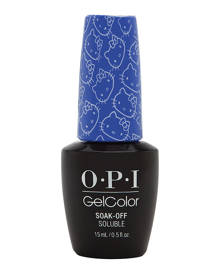 OPI GelColor Hello Kitty Collection