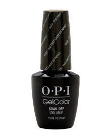 OPI GelColor Washington DC Collection