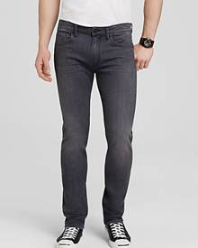 Paige Jeans - Federal Slim Fit in Walter Grey