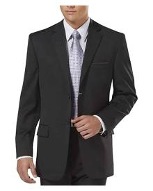 Pronto Uomo Platinum Suit Separates Coat Charcoal