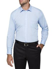 Van Heusen Shirts Classic Relaxed Fit Shirt Solid Colour