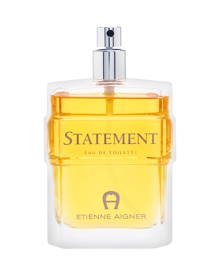 Statement by Etienne Aigner for Men