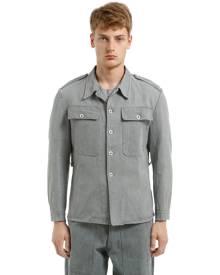 MYAR Switzerland Military Shirt Jacket