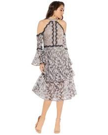 Talulah - Genre Halter Dress - Dove