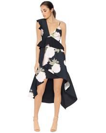 Talulah - New Woman Asymmetrical Midi Dress