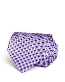 The Men's Store at Bloomingdale's Micro Harlequin Wide Tie - 100% Exclusive