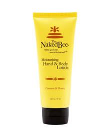 The Naked Bee Coconut & Honey Moisturizing Hand & Body Lotion