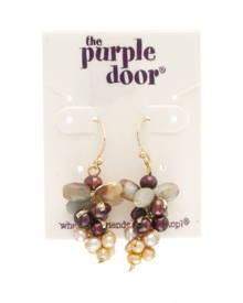 The Purple Door The Paige Dangle Earrings