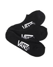 Vans - Cl Super No Show Sock Black 10-13 3 Pack