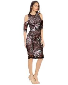 Winona - Grimaldi Cold Shoulder Dress