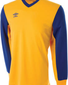 WITTON LS JERSEY XXXL SV Yellow / Royal